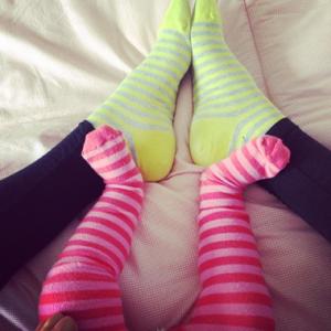スウェーデン発!Happy Socks(ハッピーソックス)でハッピーな足元スナップ集