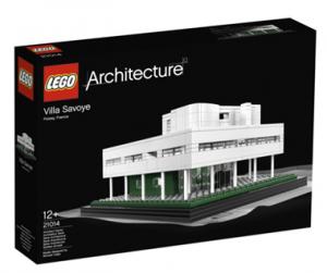近代建築ファンが喜ぶ、LEGO®Architecture(レゴ®アーキテクチャー)シリーズ。