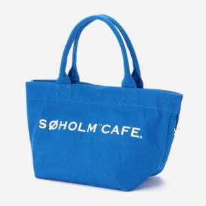 オンラインショップのみで数量限定販売! 雑誌『Mart』とのコラボで SOHOLM CAFE(スーホルムカフェ)バッグにスペシャルカラーが登場