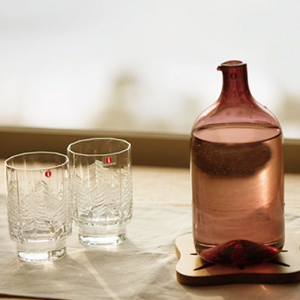 暮らしの道具と アートピースの融合 Timo Sarpaneva(ティモ・サルパネヴァ)の Bird Bottle(バードボトル)