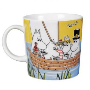ファン待望!今年のムーミンサマーマグは「クリップダッスとトゥーティッキの航海」