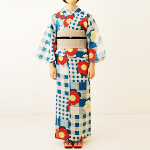 スタイリスト大森伃佑子さんが手がける、DOUBLE MAISON(ドゥーブル メゾン)の浴衣