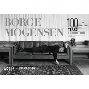 アクタス新宿店でBorge Mogensen(ボーエ・モーエンセン)生誕100周年記念展示会を開催